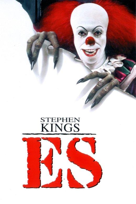 """Plakat von """"Stephen King's Es"""""""
