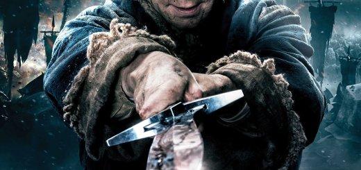 """Plakat von """"Der Hobbit - Die Schlacht der Fünf Heere"""""""