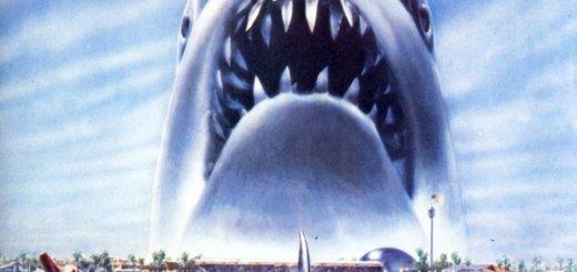 """Plakat von """"Der weiße Hai 3"""""""