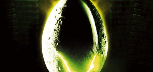 """Plakat von """"Alien - Das unheimliche Wesen aus einer fremden Welt"""""""