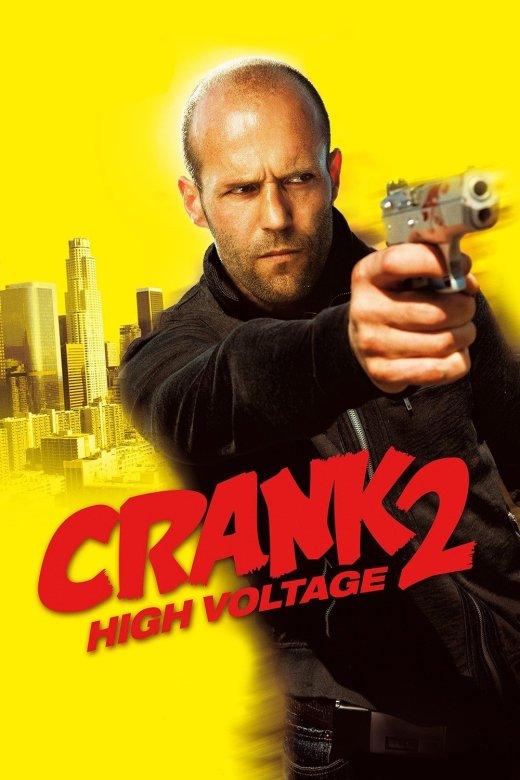 """Plakat von """"Crank 2 - High Voltage"""""""