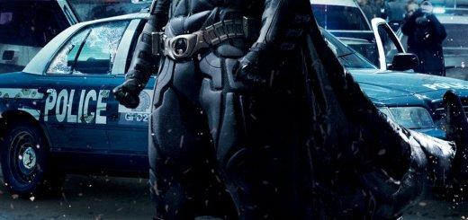 """Plakat von """"The Dark Knight Rises"""""""