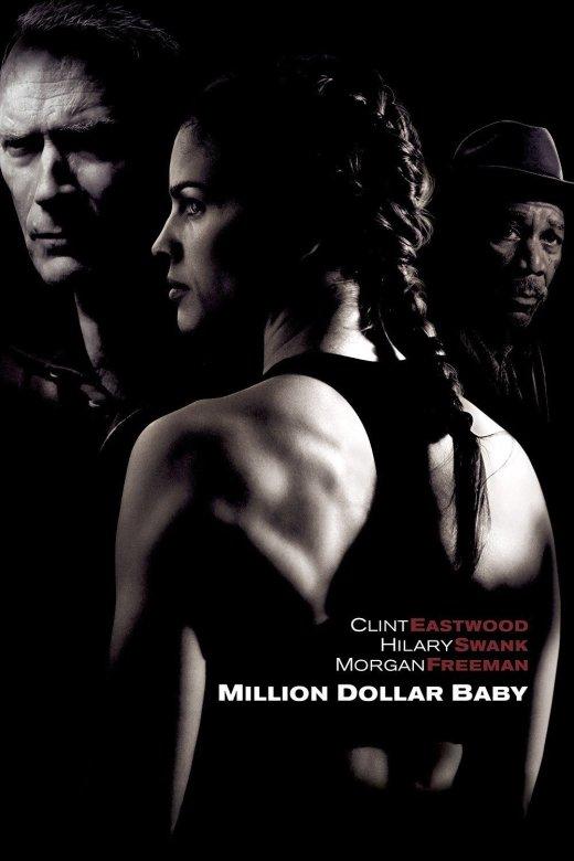 """Plakat von """"Million Dollar Baby"""""""