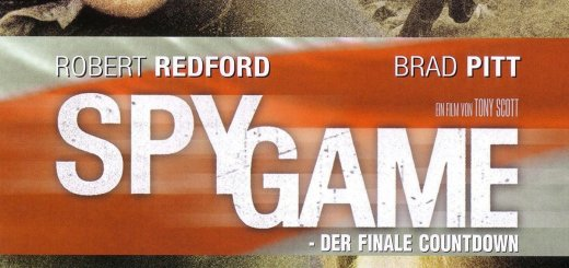 "Plakat von ""Spy Game -  Der finale Countdown"""