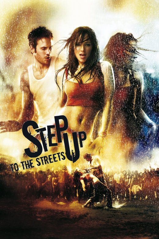 "Plakat von ""Step Up to the Streets"""