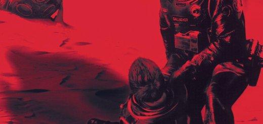 """Plakat von """"Red Planet"""""""