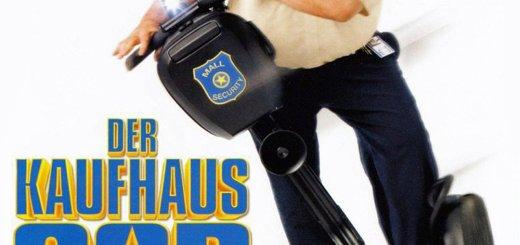"""Plakat von """"Der Kaufhaus Cop"""""""