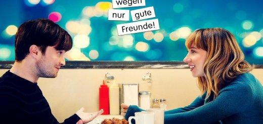 """Plakat von """"The F-Word - Von wegen nur gute Freunde"""""""