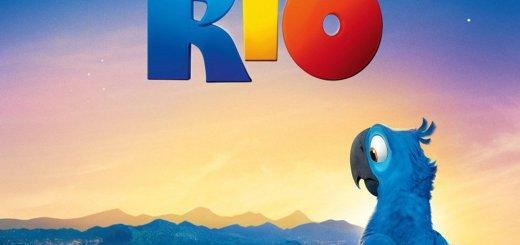 """Plakat von """"Rio"""""""