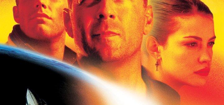 """Plakat von """"Armageddon - Das jüngste Gericht"""""""