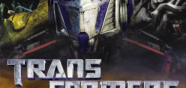 """Plakat von """"Transformers"""""""