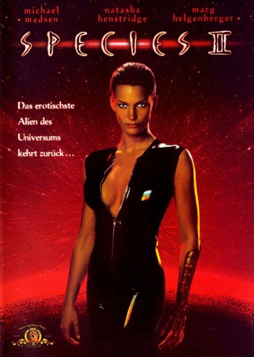 """Plakat von """"Species II"""""""