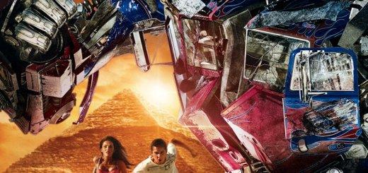 """Plakat von """"Transformers - Die Rache"""""""