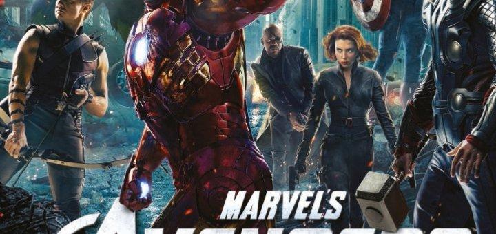 """Plakat von """"Marvel's The Avengers"""""""