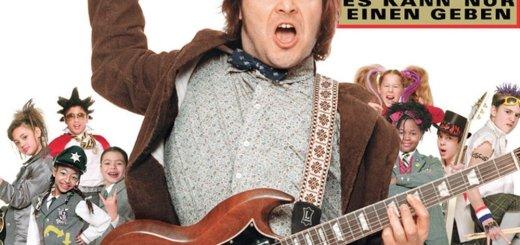 """Plakat von """"School of Rock"""""""