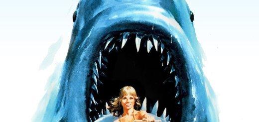 """Plakat von """"Der weiße Hai 2"""""""