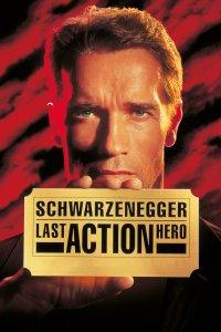 "Plakat von ""Last Action Hero"""
