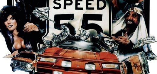 """Plakat von """"Auf dem Highway ist die Hölle los"""""""