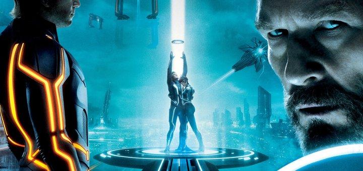 """Plakat von """"Tron - Legacy"""""""
