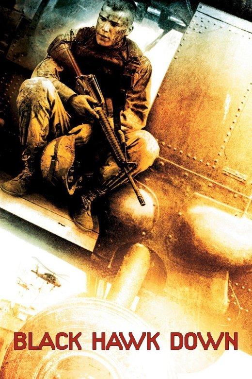 """Plakat von """"Black Hawk Down"""""""