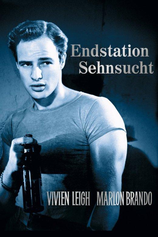 """Plakat von """"Endstation Sehnsucht"""""""