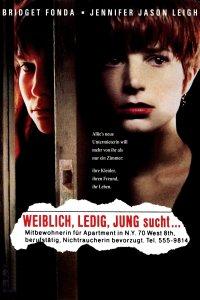 """Plakat von """"Weiblich, ledig, jung sucht..."""""""
