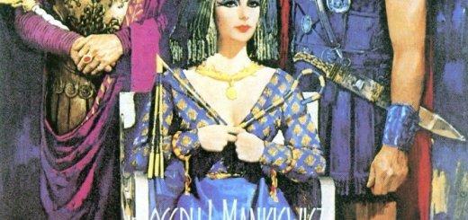 """Plakat von """"Cleopatra"""""""
