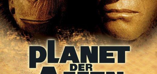 """Plakat von """"Planet der Affen"""""""