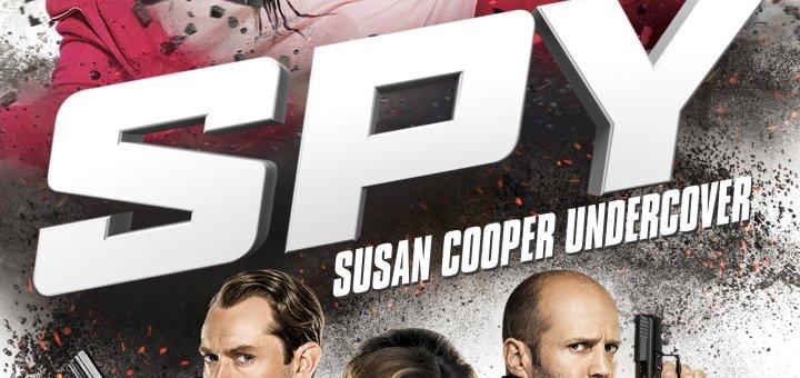 """Plakat von """"Spy - Susan Cooper Undercover"""""""