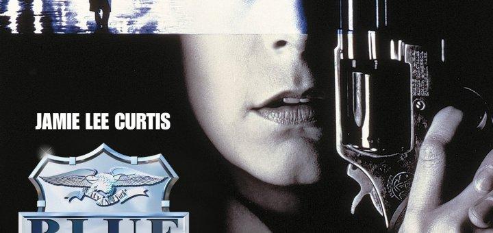 """Plakat von """"Blue Steel"""""""