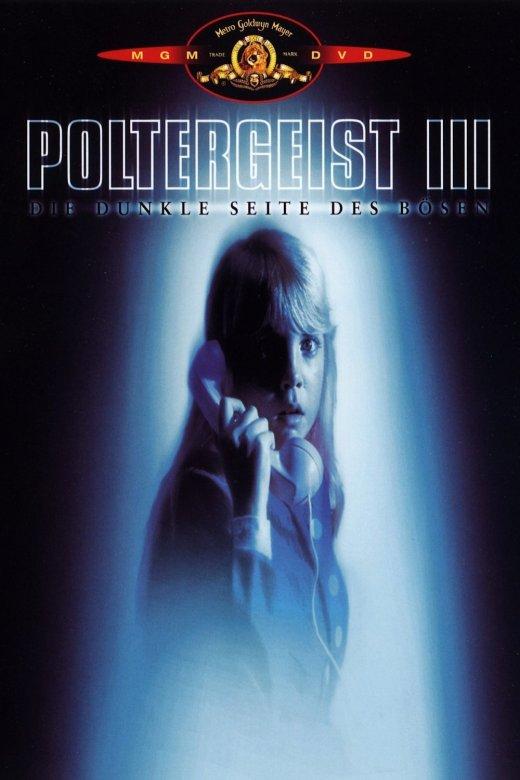 """Plakat von """"Poltergeist III - Die dunkle Seite des Bösen"""""""