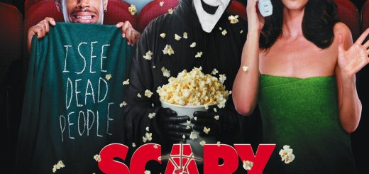 "Plakat von ""Scary Movie"""
