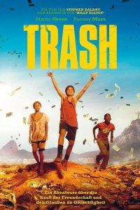 """Plakat von """"Trash"""""""