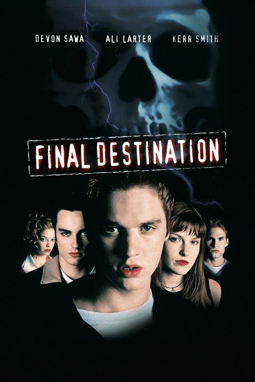 """Plakat von """"Final Destination"""""""