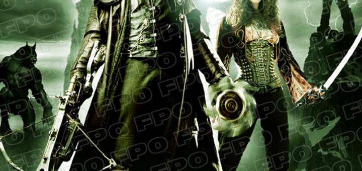 """Plakat von """"Van Helsing"""""""