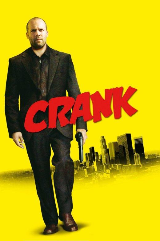 """Plakat von """"Crank"""""""
