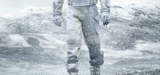 """Plakat von """"Interstellar"""""""