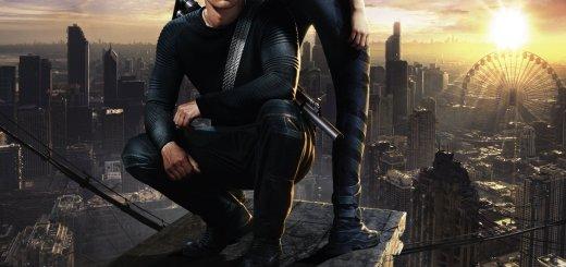 """Plakat von """"Die Bestimmung - Divergent"""""""
