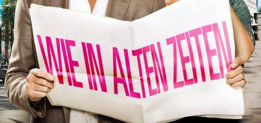 """Plakat von """"Wie in alten Zeiten"""""""