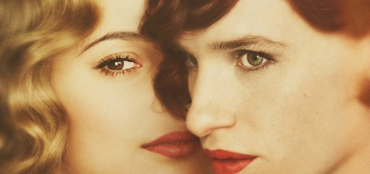 "Plakat von ""The Danish Girl"""