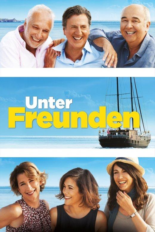 """Plakat von """"Unter Freunden"""""""