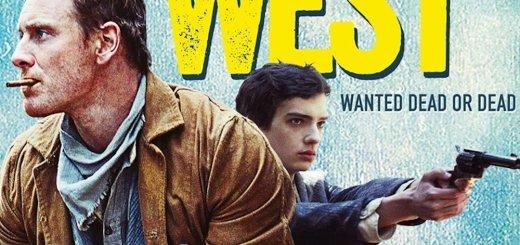 """Plakat von """"Slow West"""""""