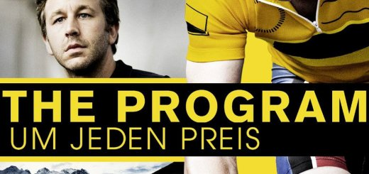 "Plakat von ""The Program"""