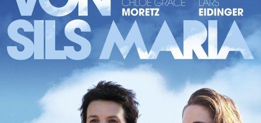 """Plakat von """"Die Wolken von Sils Maria"""""""