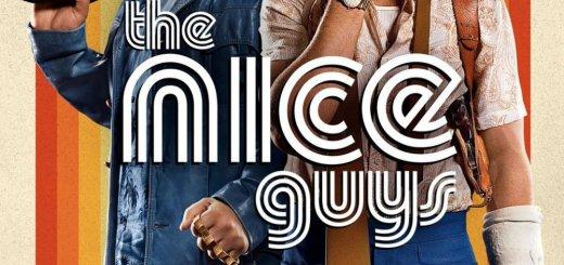 "Plakat von ""The Nice Guys"""
