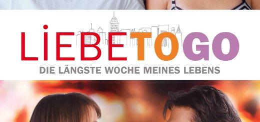 """Plakat von """"Liebe to go"""""""