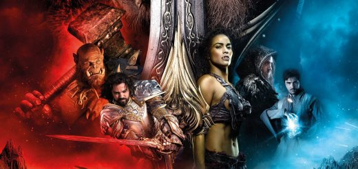 "Plakat von ""Warcraft: The Beginning"""