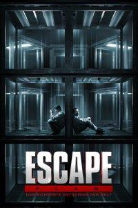 """Plakat von """"Escape Plan"""""""