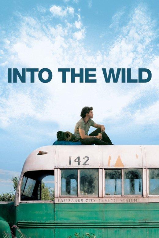 """Plakat von """"Into the Wild"""""""