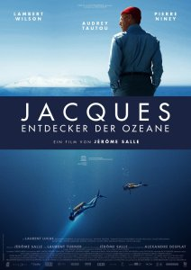"Plakat von ""Jacques - Entdecker der Ozeane"""